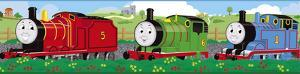 Thomas & Friends Peel & Stick Border Wall Decal