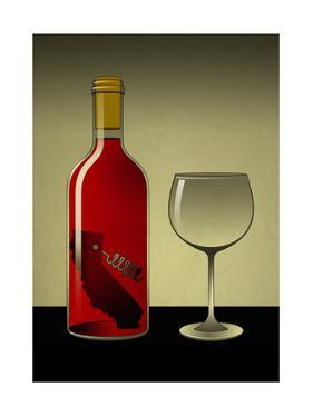 California Wine by Thomas Fuchs