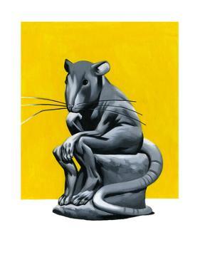 Think Rat by Thomas Fuchs