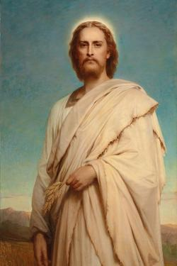 Christ of the Cornfield, 1883 by Thomas Gainsborough