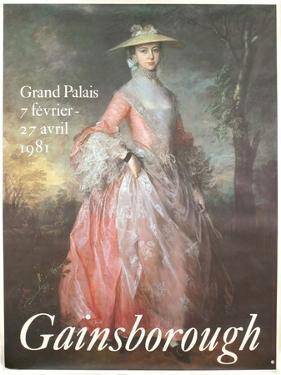Grand Palais by Thomas Gainsborough