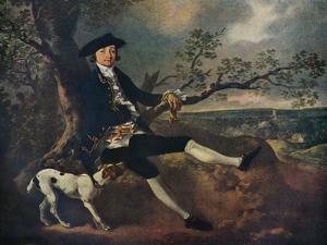 'John Plampin', c1752 by Thomas Gainsborough