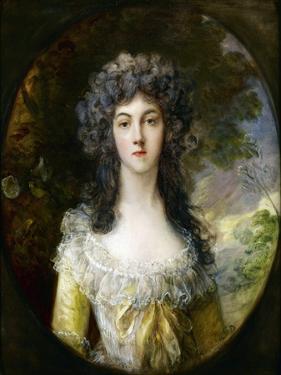 Mrs. Charles Hatchett by Thomas Gainsborough