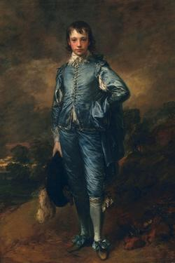The Blue Boy, C.1770 by Thomas Gainsborough