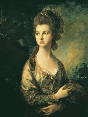 The Hon. Mrs. Thomas Graham by Thomas Gainsborough