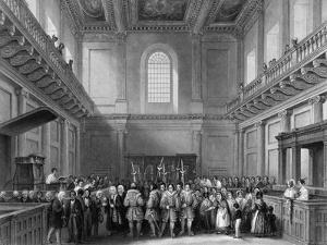 Banqueting House by Thomas H Shepherd