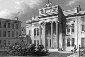Salters Hall London by Thomas H Shepherd