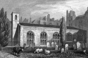 Savoy Chapel by Thomas H Shepherd