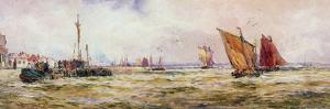 The Harbour, 1896 by Thomas Hardy
