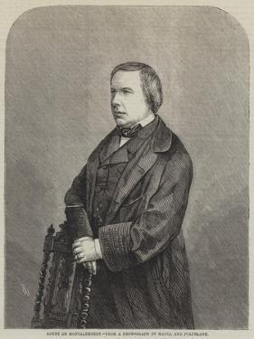 Count De Montalembert by Thomas Harrington Wilson