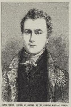 David Wilkie by Thomas Harrington Wilson