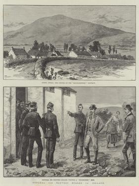 General Sir Redvers Buller in Ireland by Thomas Harrington Wilson