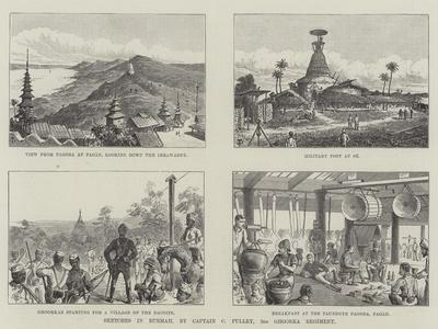 Sketches in Burmah