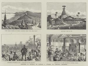 Sketches in Burmah by Thomas Harrington Wilson