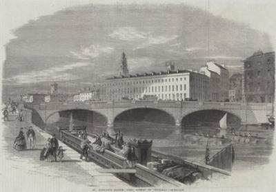 St Patrick's Bridge, Cork, Opened on Thursday by Thomas Harrington Wilson