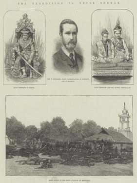 The Expedition to Upper Burmah by Thomas Harrington Wilson