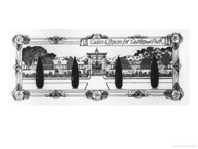 """Gates and Fences for Garden and Park, from """"The Art and Craft of Garden Making,"""" Published 1900"""