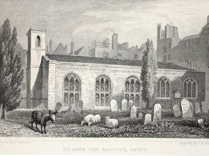 Church of St John the Baptist by Thomas Hosmer Shepherd