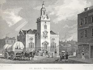 Church of St Mary by Thomas Hosmer Shepherd