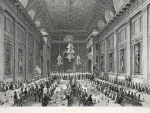 Freemason's Hall by Thomas Hosmer Shepherd