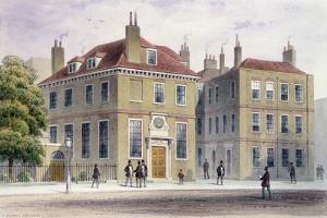 New Inn, 1850 by Thomas Hosmer Shepherd