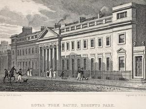 Royal York Baths by Thomas Hosmer Shepherd