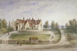 The Lord Mayor's Banqueting House, Westminster, London, C1830 by Thomas Hosmer Shepherd