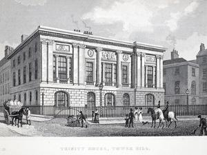 Trinity House by Thomas Hosmer Shepherd
