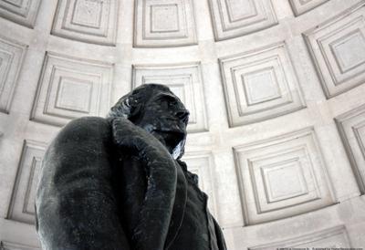 Thomas Jefferson Statue Washington DC