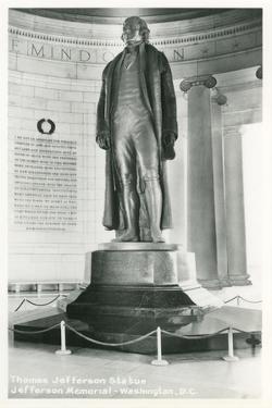 Thomas Jefferson Statue