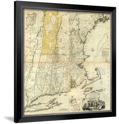 Composite: New England, c.1776