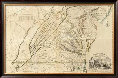 Composite: Virginia, c.1776