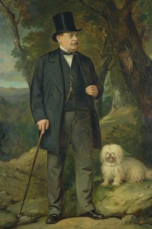 John Newton Mappin (1800-84), 1877