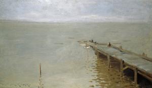 On the Sound by Thomas Jones Barker