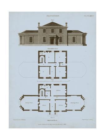 Chambray House & Plan I