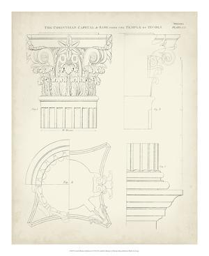 Greek & Roman Architecture I by Thomas Kelly