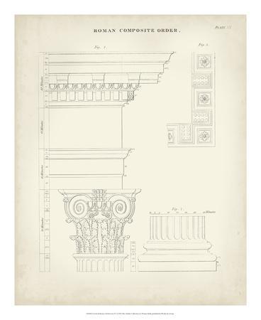 Greek & Roman Architecture IV