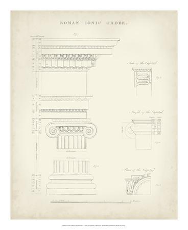 Greek & Roman Architecture V