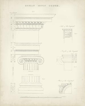 Greek & Roman Architecture V by Thomas Kelly