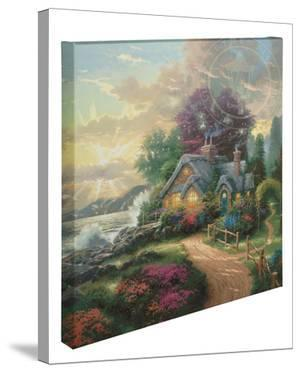 A New Day Dawning by Thomas Kinkade
