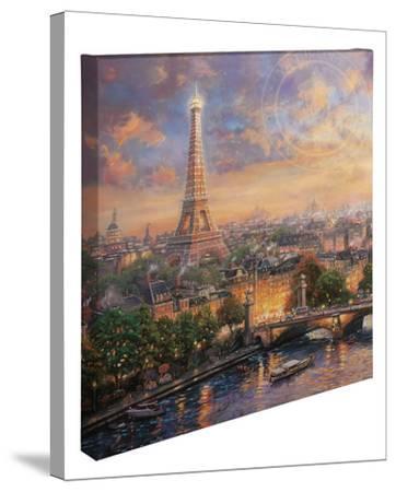 Paris, City of Love by Thomas Kinkade