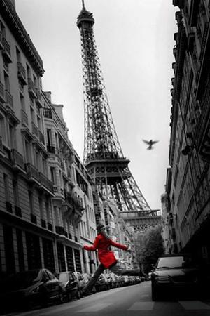 La Veste Rouge by Thomas Kruesselmann