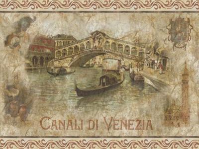 Canalidi Venezia by Thomas L. Cathey