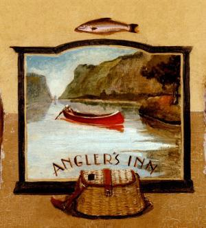Angler's Inn by Thomas LaDuke