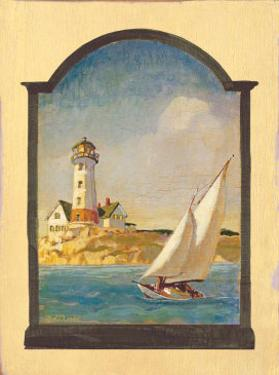 Summer Sailing by Thomas LaDuke