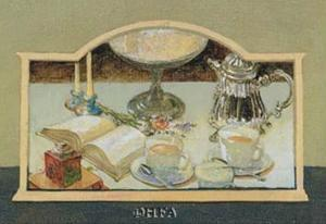 Tea for Two by Thomas LaDuke