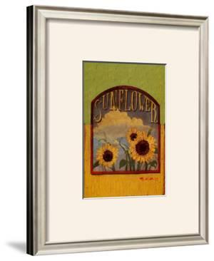 Three Sunflowers by Thomas LaDuke