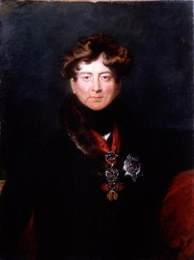 King George IV, 1820s by Thomas Lawrence