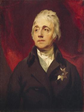 Portrait of Count Semyon Romanovich Vorontsov (1744-183) by Thomas Lawrence