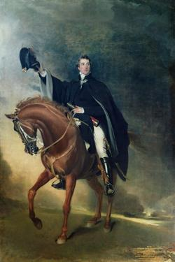 The Duke of Wellington by Thomas Lawrence